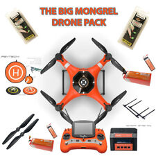 Genuine SwellPro Splash Drone 3 Plus Big Mongrel Fishing Drone Pack Fly More