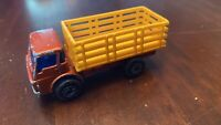 Vintage Matchbox Superfast No 71 Cattle Truck Lesney Product 1976 As Pics Tidy