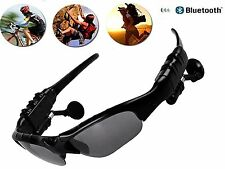 Fashionable 2-in-1 Foldable Glasses Bluetooth Sunglasses with Wireless Earphone