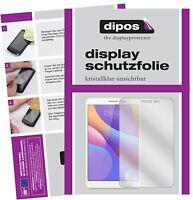 2x Huawei MediaPad T3 10 Schutzfolie klar Displayschutzfolie Folie dipos