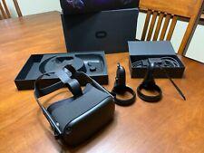 Oculus Quest 128GB VR Headset Controllers Original Box