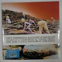 Led Zeppelin – Houses Of The Holy - LP Vinyl Record - NEW Sealed - Classic Rock