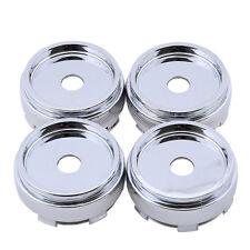 4 Pcs 65mm Car Auto Hood Emblem Wheel Center Hub Caps Covers Hubcaps Universal