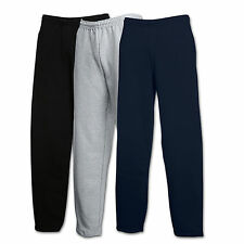 2er Set FRUIT OF THE LOOM JOGGINGHOSE M L XL XXL SCHWARZ BLAU SPORTHOSE HERREN