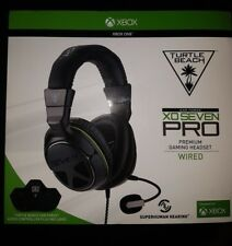 Xbox One Turtle Beach XO Seven Pro Premium Gaming Headset |BRAND NEW SEALED