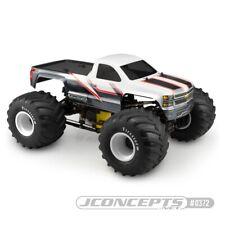 JConcepts 2014 Chevy Silverado 1500 Monster Truck Single Cab Body JCO0372