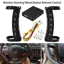 Steering Wheel Remote Control Wireless Bluetooth Media Button For Car Universal
