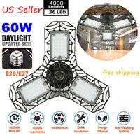 Premium Triple Glow Deformable Garage Light LED Light for Shop Garage Lamp*41