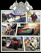 RARE XBOX 360 GTA GRAND THEFT AUTO V 5 FIVE SPECIAL EDITION ADD-ON DLC PAL only