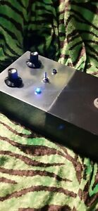 Hand crafted color vibe guitar pedal