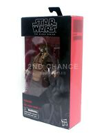 Star Wars The Black Series Zuckuss 6'' Gamestop Exclusive Action Figure