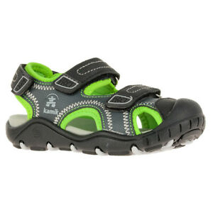 Kamik Kid's Seaturtle2 Sandals   Kid's Water Shoes   Pink, Lime Green or Blue  