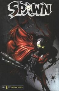 Spawn #121 FN 6.0 2002 Stock Image