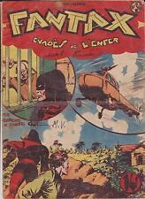 FANTAX n°30 - Mouchot.  Chott 1948. Etat très moyen