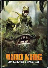 DINO KING Tarbosaurus  (DVD, 2013) (WGU01308D)