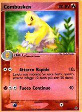 Pokemon # COMBUSKEN # EX Drago 25/97 - Italiano - Perfetta - Foil Reverse *M