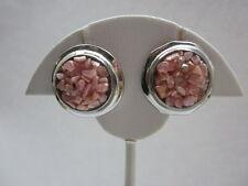 Earrings Pink Stud