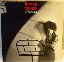 TERESA DE SIO - AFRICANA - LP MINT