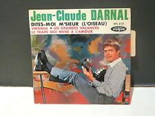 JEAN CLAUDE DARNAL Dites moi m'sieur EPL8177