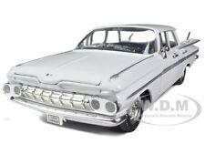 1959 CHEVROLET IMPALA SEDAN 4 DOORS WHITE 1/32 DIECAST CAR MODEL ARKO 35901