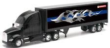 New10273 - 6x4 kenworth t700 truck and semi rigid body 2 axles marking ken