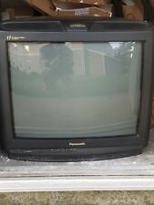"Panasonic 24"" 110 - 220v European dual voltage color Tv"
