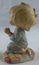 "Betsey Clark Hallmark Figurine - ""Bless You"" - 1972"