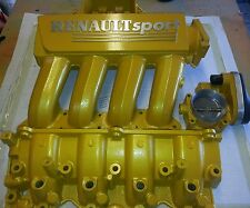 Renault Clio sport 172/182 port-matched & gasflowed inlet manifolds. Phase 1/2