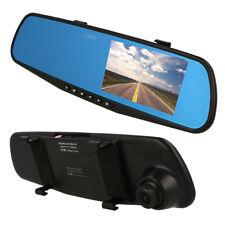 Autokamera 4,3 Zoll LCD Spiegel Fahrzeugkamera Full HD 1080p Überwachungsmodus