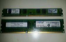 8GB DDR3 1333Mhz PC RAM (2x4GB)