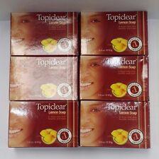[Pack of 6] Topiclear Lemon Soap 3 oz