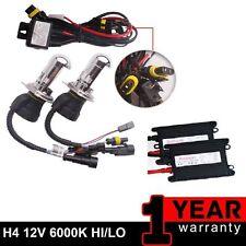 HID Headlight Conversion Kit H4 55w Hi/Low 8000K Nissan Hilux, Navara, Patrol