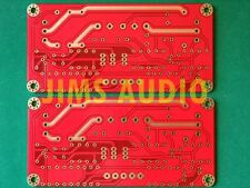 10W SE Mosfet pure class A stereo amplifier PCB !