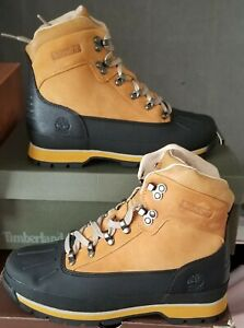 NEW AUTHENTIC TIMBERLAND® EURO HIKER SHELL TOE WATERPROOF BOOT US 8 -- 12