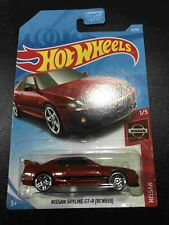 Hot wheels Hotwheels Nissan Skyline GT-R R33 (RED) US Card NEW