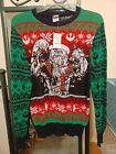 Ugly Christmas Sweater Adult ~ Star Wars ~ Size S ~ NWT