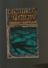 Bastards of Alchemy by Tom Piccirilli and Gerard Houarner (2003, 266/300, Signed