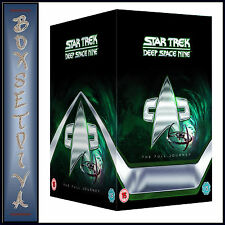 STAR TREK DEEP SPACE NINE- COMPLETE COLLECTION - FULL JOURNEY* SEASONS 1 - 7 NEW
