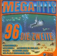 Mega Hits 96-Die Zweite BBE, Faithless, Charly Lownoise, Down Low, RMB,.. [2 CD]