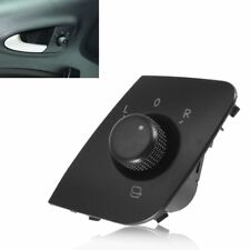Car Side View Mirror Control Switch Adjust Knob For Seat Ibiza 09-15 #6J1959565