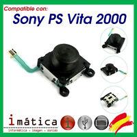 JOYSTICK PARA PSP PS VITA 2000 ANALOG PLAY STATION RIGHT LEFT ANALOGICO 360 SLIM