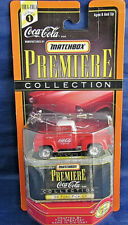 Matchbox Premier Collection Coca-Cola 1956 Ford Pickup - Brand New!