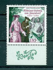Allemagne -Germany 2000 - Michel n. 2115 - Nikolaus Ludwig von Zinzendorf **