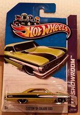 427 Cu.in. Custom 1964 Ford Galaxie 500 Hot Wheels 2013 HW Showroom