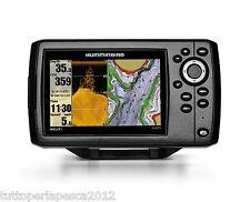 A0476 HUMMINBIRD HELIX 5 DI G2 ECOSCANDAGLIO+GPS CARPFISHING ECOPLOTTER SPINNING