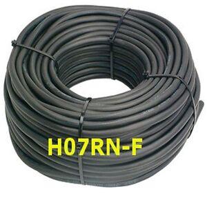 Gummikabel H07RN-F 2x1,5 H07RN-F 2x1,5  50m Kabel Gummikabel 2x1,5