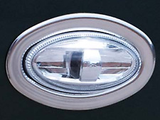 Chrome Side Indicator Surround Trim Covers To Fit Toyota Aygo (2005-14)