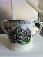More details for wade potteries taunton cider company 1976 large 2 handled cider mug..excellent
