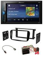 Pioneer 2DIN MP3 USB AUX Autoradio für Ford C-Max Focus Galaxy ab 2007 glänzend