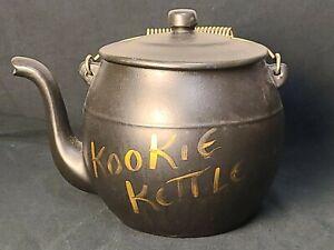 Vintage McCoy Kookie Kettle 1960's Nice Condition